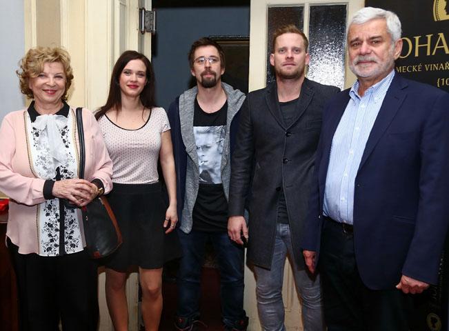 Seriál Ohnivý kuře má premiéru v sobotu 5. března. Foto: TV Prima