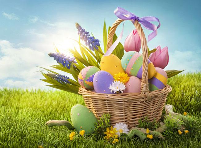 Velikonoce. Ilustrační foto Shutterstock.com