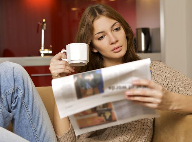 Nejprodávanější německý bulvár Bild končí s fotografiemi polonahých modelek, aby se více přiblížil dámskému publiku. Ilustrační foto Shutterstock.com