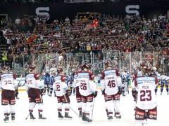 HC Sparta Praha v O2 Aréně. Fotografii poskytla společnost O2 Czech republic
