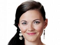 Lucie Petráková, foto: Fajn rádio