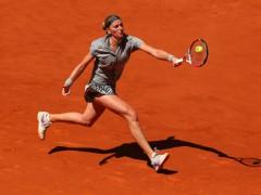 Petra Kvitová. Photo by Clive Brunskill/Getty Images. Fotografii poskytla společnost O2 Czech Republic
