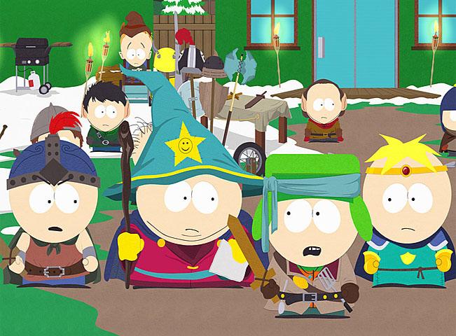 Hlavní postavy kultovního seriálu Městečko South Park. Zdroj: Prima Comedy Central / VIMN