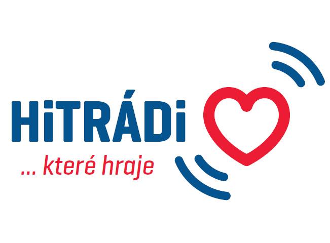 Nové logo sítě Hitrádií
