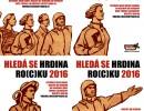 Vizuály kampaně Hrdina ro(c)ku v podání sítě RockRadio