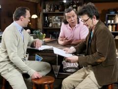 Fotografie z připravovaného seriálu TV Prima Jetelín. Foto: FTV Prima