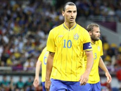 Zlatan Ibrahimovič bude na EURO 2016 reprezentovat Švédsko. Ilustrační foto: katatonia81 / Shutterstock.com