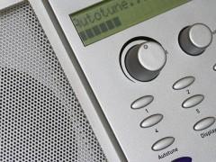 Digitální radio přijímač DAB, ilustrační foto: Shutterstock.com