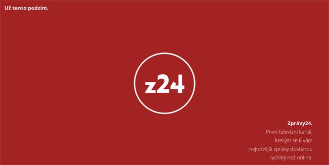 Základní poselství na webu Z24.cz