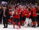 Hokejová Liga mistrů. Fotografii poskytla Sport TV / AMC Networks International CE
