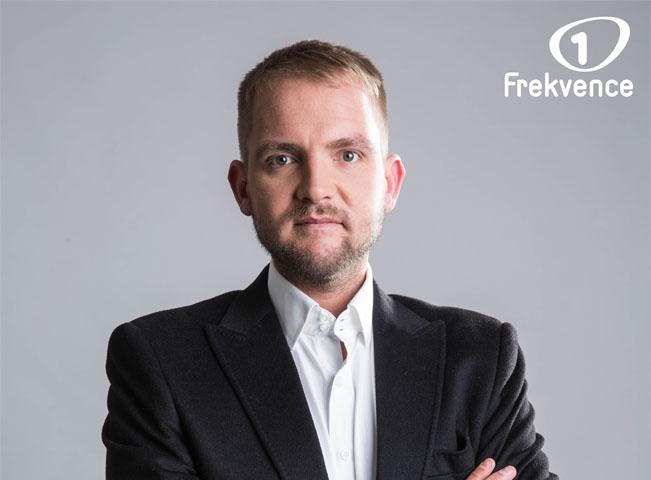 Libor Bouček, foto: Frekvence 1