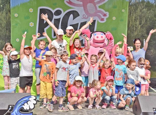 Festival Pigyáda, ilustrační foto Lagardere Active ČR