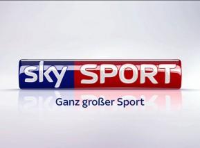 Logo a nový slogan Sky Sport v Německu. Reprofoto