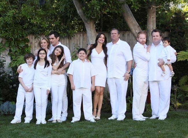 Na podzim se objeví další řada seriálu Taková moderní rodinka. Foto: VIMN