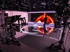 Momentka z vysílání pořadu Věda 24. Ilustrační foto: Česká televize