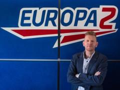 Andrej Kratochvíl, foto: Europa 2 / Lagardere Active