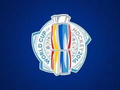 Logo turnaje Světový pohár v hokeji 2016
