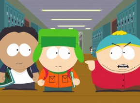 Městečko South Park, 19. série. Fotografii poskytla skupina Viacom International Media Networks