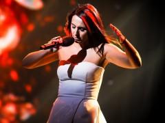 Ukrajinská zpěvačka Jamala, vítězka Eurovision Song Contest 2016. Ilustrační foto photo_master2000 / Shutterstock.com