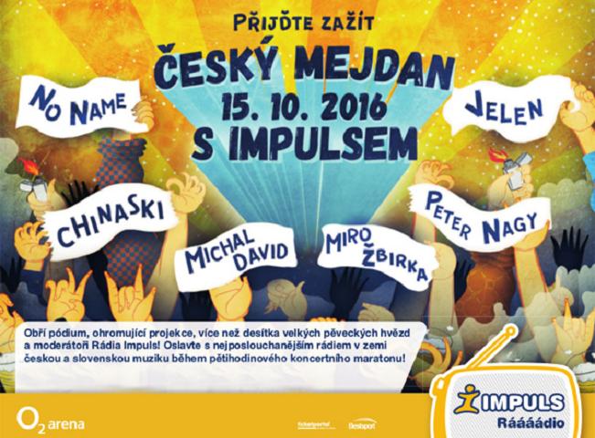 Český mejdan, Rádio Impuls