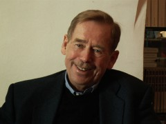 Snímek k dokumentu Občan Havel přikuluje