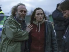 Jaroslav Dušek a Zuzana Stivínová v nové minisérii Pustina. Foto: HBO Europe