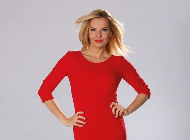 Kateřina Kristelová je novou tváří TV Barrandov, zdroj: TV Barrandov