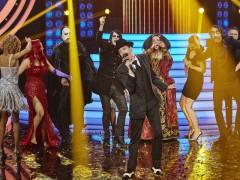 Vítězem druhé řady soutěže Tvoje tvář má známý hlas se stal Jan Cina. Foto: archiv TV Nova