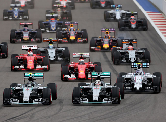 Formule 1, zdroj: AMC Networks International CE