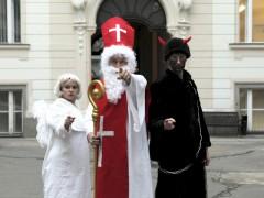 Momentka z prvního dílu páté série Kanceláře Blaník. Foto pro Stream.cz Havel Parkán