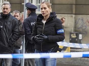 Zuzana Kajnarová (vlevo) v seriálu Specialisté. Foto: archiv TV Nova