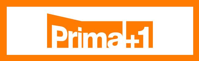 Logo nového kanálu televize Prima - Prima +1
