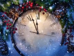 Nový rok se blíží... ilustrační foto Shutterstock.com