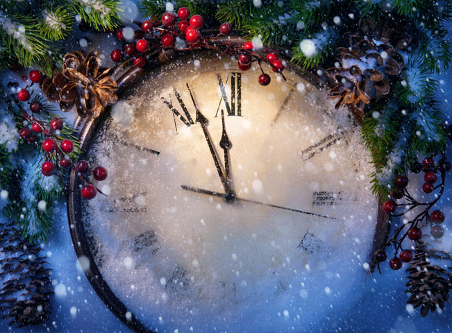 Nový rok přichází... ilustrační foto Shutterstock.com