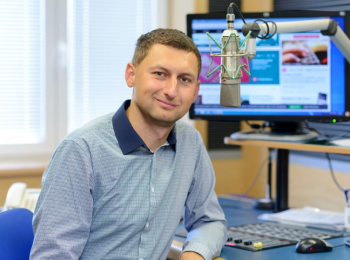 Tomáš Beneš - Foto: Khalil Baalbaki (Český rozhlas)
