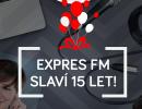 Expres FM slaví 15 let v éteru, zdroj: rádio Expres FM