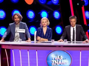 Porota v pořadu Tvoje tvář má známý hlas. Jakub Kohák, Iva Pazderková a Janek Ledecký. Foto: archiv TV Nova