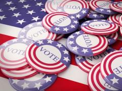 Volby v USA, ilustrační foto Shutterstock.com