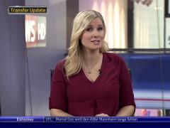 Screenshot z vysílání SKY Sport News HD