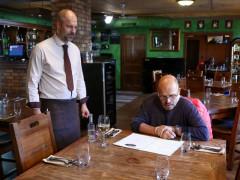 Zdeněk Pohlreich v restauraci Pod Lesem v Jilovišti. Ilustrační foto: archiv FTV Prima