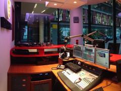 Studio rádia Expres FM