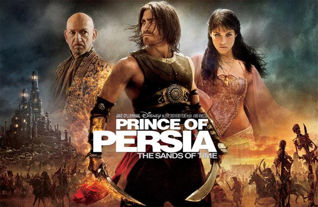 V sobotu 18. března odvysílá Nova film Princ z Persie: Písky času