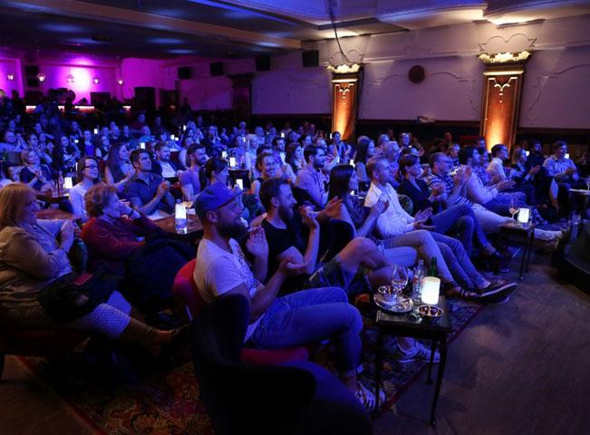 Diváci v pořadu Comedy Club, foto: Viacom International Media Networks