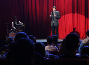 Petr Vydra v pořadu Comedy Club, foto: Viacom International Media Networks