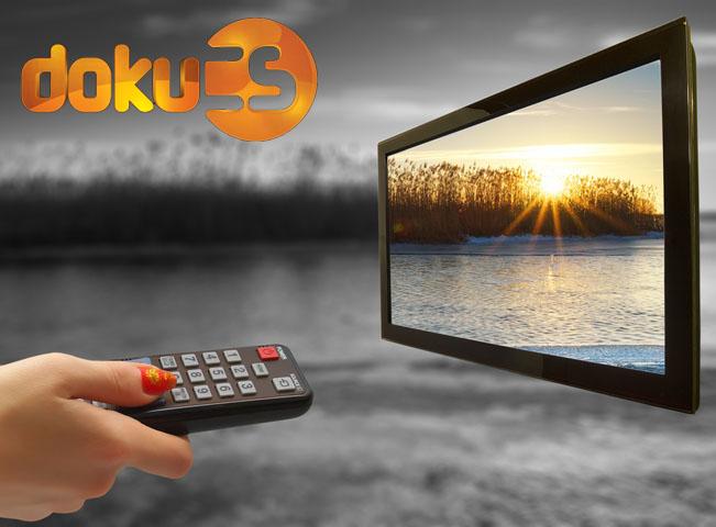 Logo Doku CS. Pozadí: Shutterstock.com