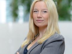 Lucie Ryss. Fotografii poskytla skupina Lagardere Active ČR