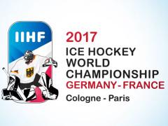 Mistrovství světa v hokeji 2017. Kolín nad Rýnem (LANXESS Arena) a Paříž (Accorhotels arena)