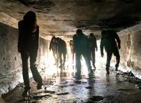 Třetí série amerického seriálu Živí mrtví: Počátek konce (Fear the Walking Dead). Fotografie poskytla AMC Networks International CE