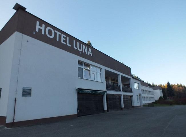 Konferenční hotel Luna, zdroj: SRT