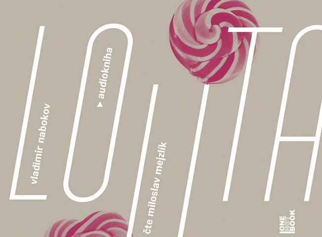 Audiokniha Lolita, OneHotBook